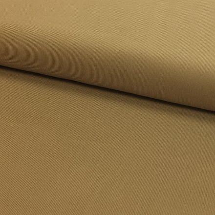 Tissu Velours milleraies Beige - Par 10 cm