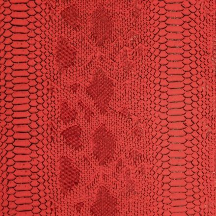 Simili cuir Comodo Fuchsia - Par 50 cm