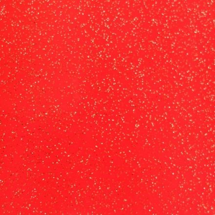 Tissu Vinyl Paillettes Fuchsia - Par 50 cm