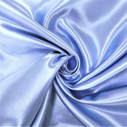 Tissu Doublure Satin Deluxe Bleu ciel - Par 10 cm