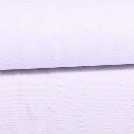 Tissu Tulle Rigide Blanc - Au mètre