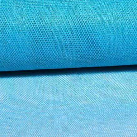 Tissu Tulle Rigide Turquoise - Au mètre