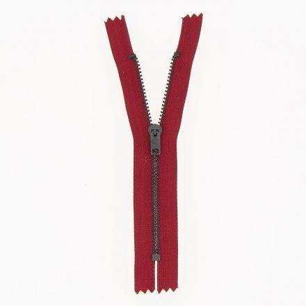 Fermeture spéciale pantalon non séparable Rouge - 3 tailles