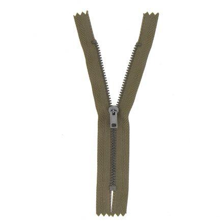 Fermeture spéciale pantalon non séparable Vert kaki - 5 tailles