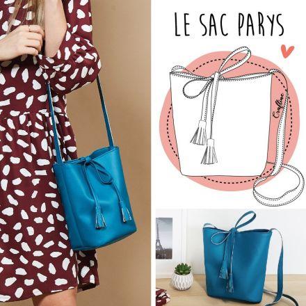 Kit Couture Craftine Sac Parys