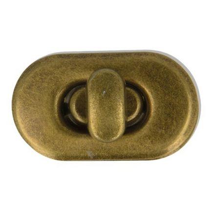 Tourniquet pour sac Cuivre 37*21 mm