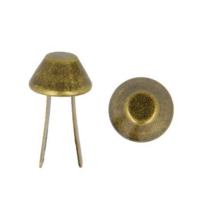 Patin de sac Cuivre 15 mm X4