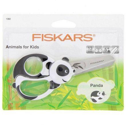 Ciseaux Enfants Fiskars Panda 13 cm droitiers et gauche