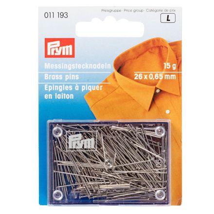 Epingles à piquer Prym laiton No.103 - 500 g