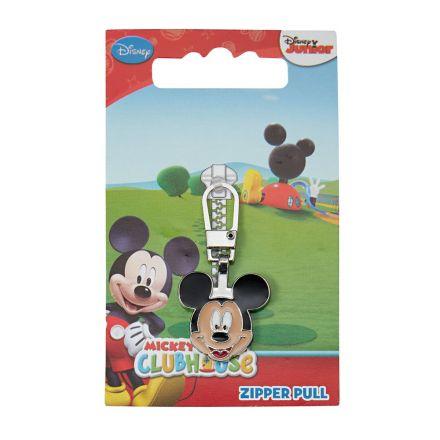 Tirette pour fermeture éclair Prym Disney Mickey Mouse tête