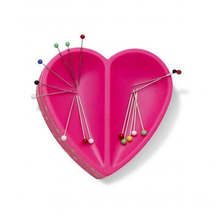 Pelote aimantée Prym Love cœur