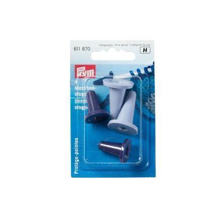 Protège-pointes plastique pour diamètres 2,0 - 7,0 mm Prym couleurs ass.