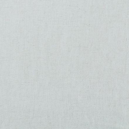 Tissu Lin Viscose léger uni Bleu ciel - Par 10 cm