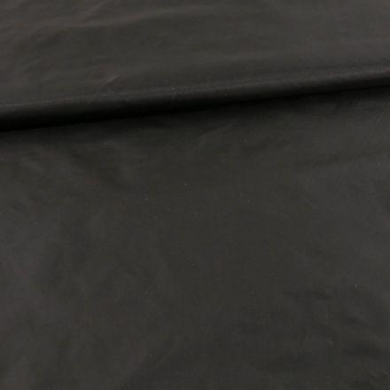 Tissu Déperlant k-way Noir - Par 10 cm