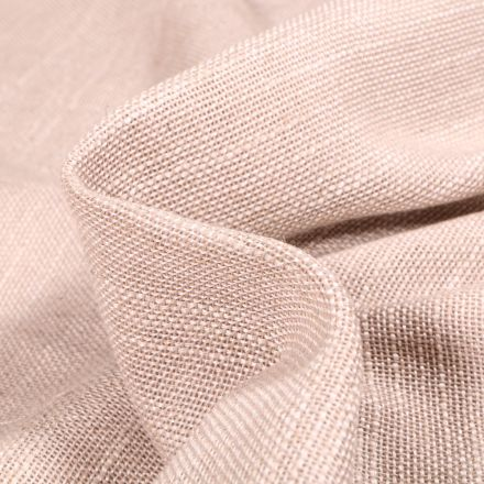 Tissu Toile Casual aspect lin Grande largeur Naturel