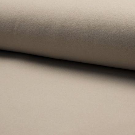 Tissu Drap de manteau Beige - Par 10 cm