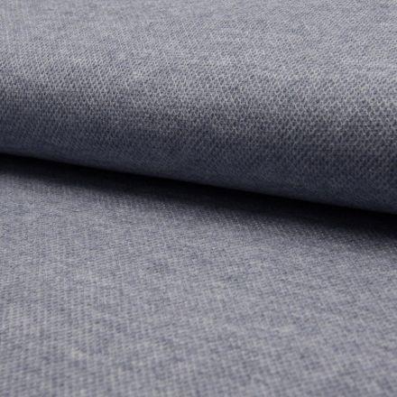 Tissu Maille légère Bleu Navy - Par 10 cm