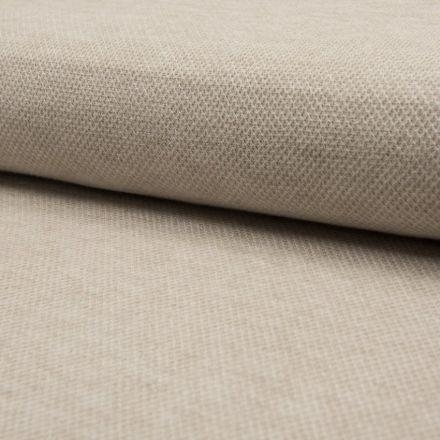 Tissu Maille légère Sable - Par 10 cm