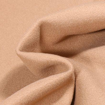 Tissu Drap de manteau Glasgow Beige sable