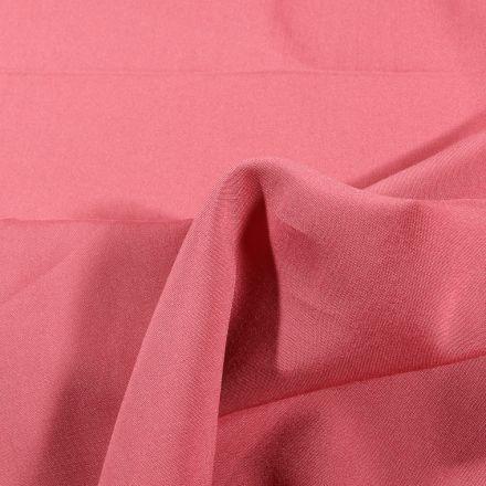 Tissu Viscose légère Bois de rose