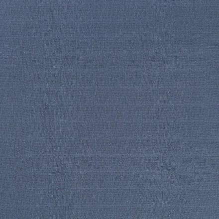 Tissu Lange Bébé Biologique Indigo - Par 10 cm