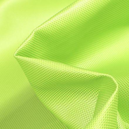 Tissu Toile imperméable uni Cocoon Vert anis