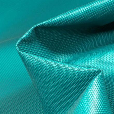 Tissu Toile imperméable uni Cocoon Bleu lagon