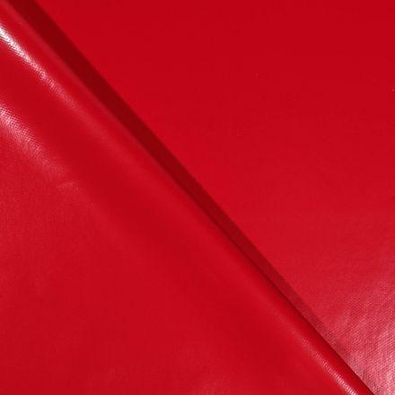 Toile cirée uni Rouge carmin - Par 10 cm