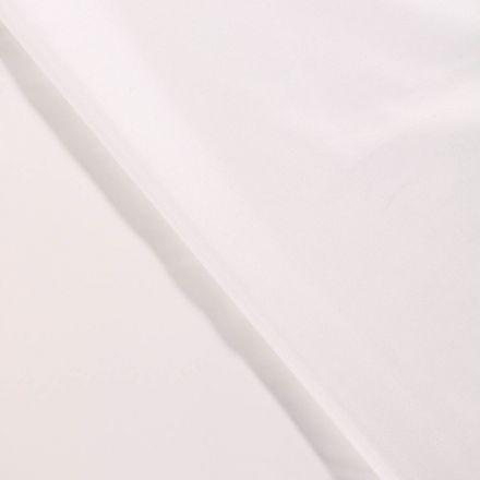 Tissu Occultant Blanc - Par 10 cm