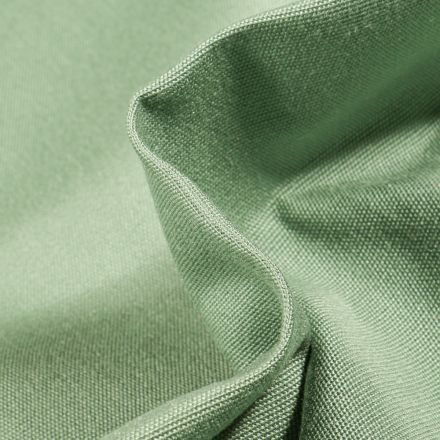 Tissu Toile extérieure uni Dralon Vert amande