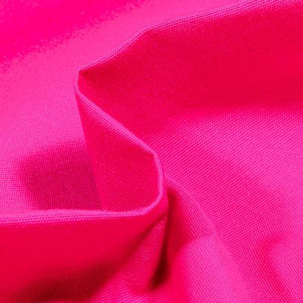 Tissu Toile extérieure uni Dralon Rose fuchsia