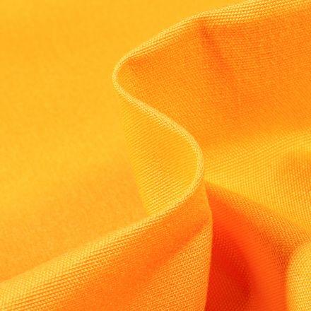 Tissu Toile extérieure uni Dralon Jaune