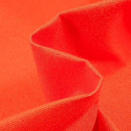 Tissu Toile extérieure uni Dralon Orange