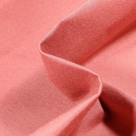 Tissu Toile extérieure uni Dralon Rose