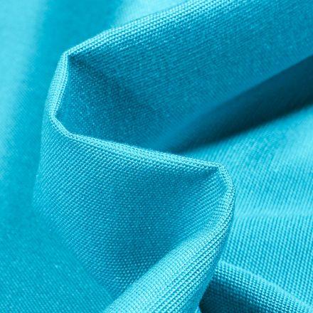 Tissu Toile extérieure uni Dralon Bleu turquoise