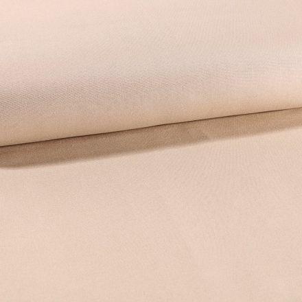 Tissu Toile Transat uni Ficelle - Par 10 cm
