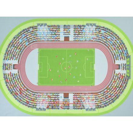 Tissu Feutrine imprimé Panneau 78 cm My Stadium