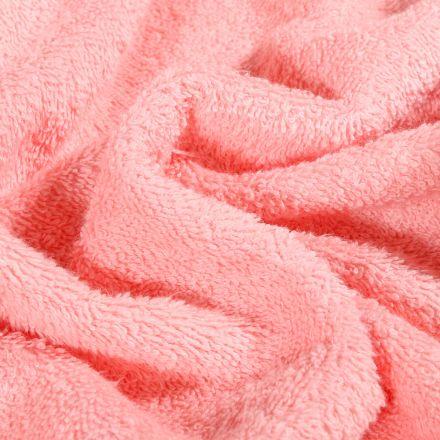 Tissu Eponge Premium 400 g/m² Rose bébé