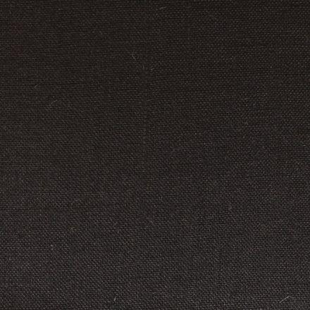 Toile de Jute Noir - Par 10 cm