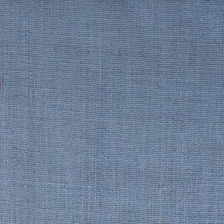 Toile de Jute Bleu Clair - Par 10 cm