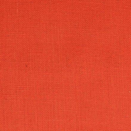 Toile de Jute Orange - Par 10 cm