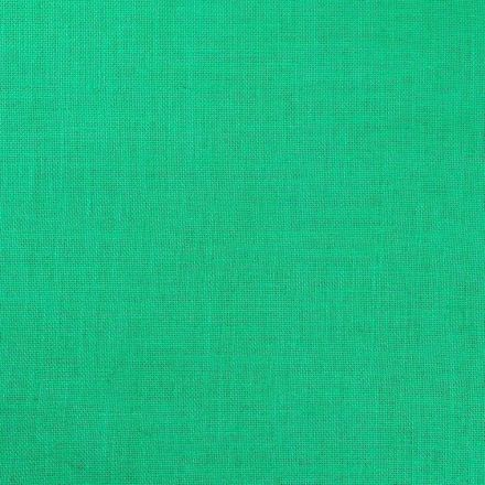 Tissu Toile de Jute Vert Gazon - Par 10 cm