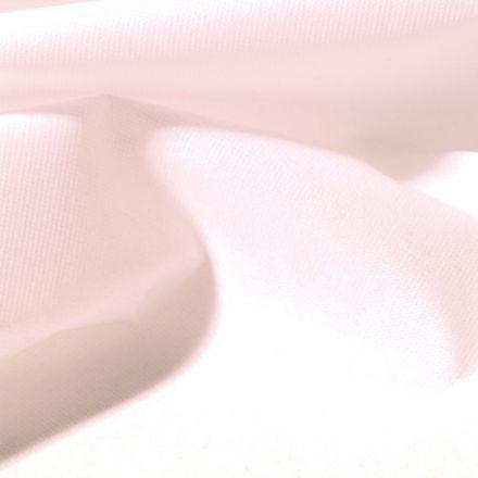 Tissu Non tissé Blanc - Par 10 cm