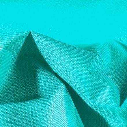 Tissu Toile à sac envers PVC déperlant ultra robuste Vert émeraude - Par 10 cm