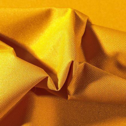 Tissu Toile à sac envers PVC déperlant ultra robuste Moutarde - Par 10 cm