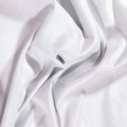 Tissu Suédine d'ameublement Perle - Par 10 cm