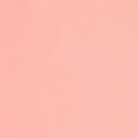 Simili cuir d'ameublement uni Rose poudré - Par 50 cm
