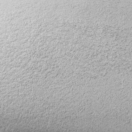 Tissu Eponge légère 320 g/m² Gris clair - Par 10 cm