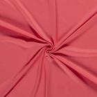 Tissu Jersey Viscose uni Pêche x10cm