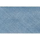 Biais replié tout textile 27 mm Fumée x1m